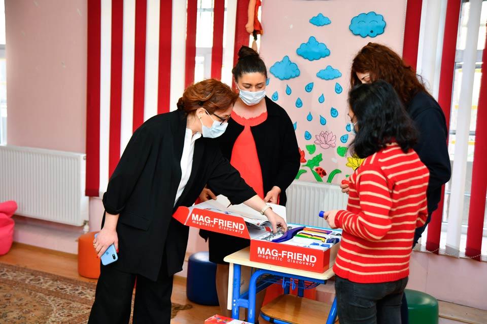 განათლების სამინისტრომ სპეციალური საგანმანათლებლო საჭიროების მქონე მოსწავლეების ხელშეწყობის მიზნით, სკოლებისთვის განახლებული რეკომენდაციები შეიმუშავა