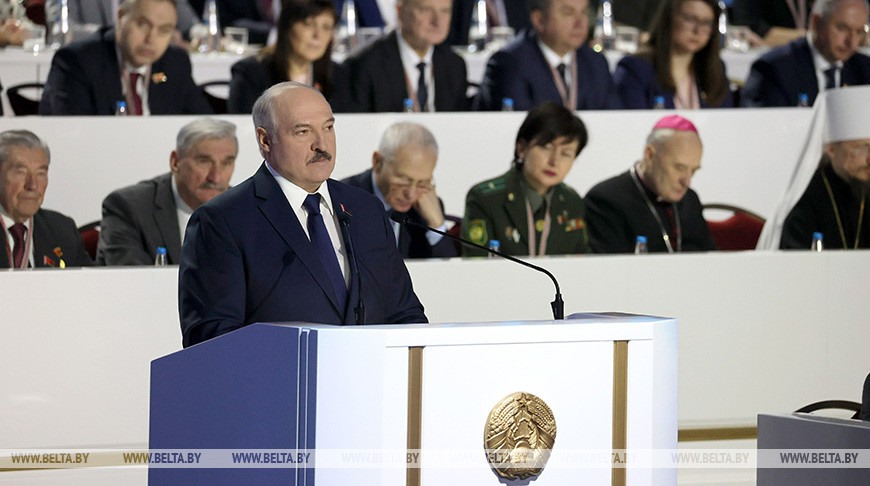 Александр Лукашенко назвал основные условия своего ухода из власти