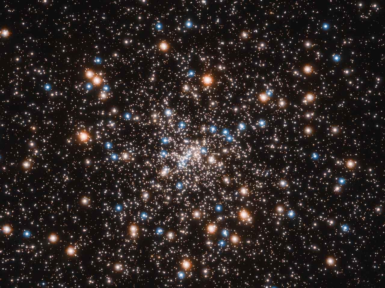 შორეულ ვარსკვლავთგროვაში პატარა შავ ხვრელთა მთელი გროვა აღმოაჩინეს — #1tvმეცნიერება