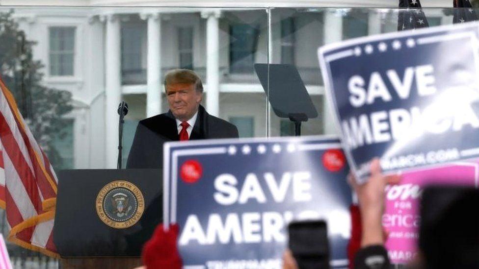 დონალდ ტრამპის ადვოკატი - აშშ-ის ყოფილი პრეზიდენტის მიმართ აჯანყების წახალისების ბრალდება ამაზრზენი ტყუილია