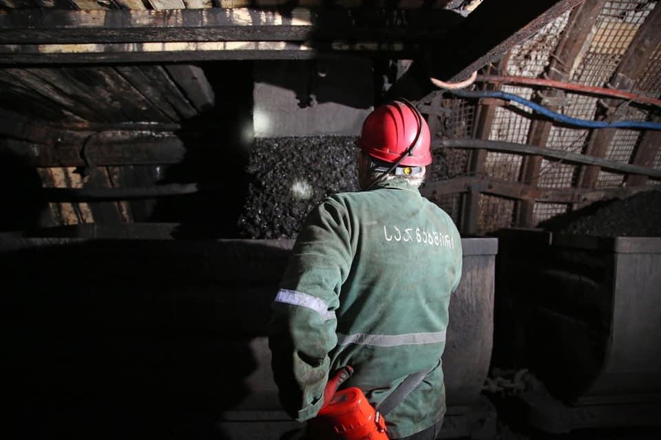 """""""საქნახშირის"""" ადმინისტრაციასა და მეშახტეებს შორის შეთანხმება შედგა"""