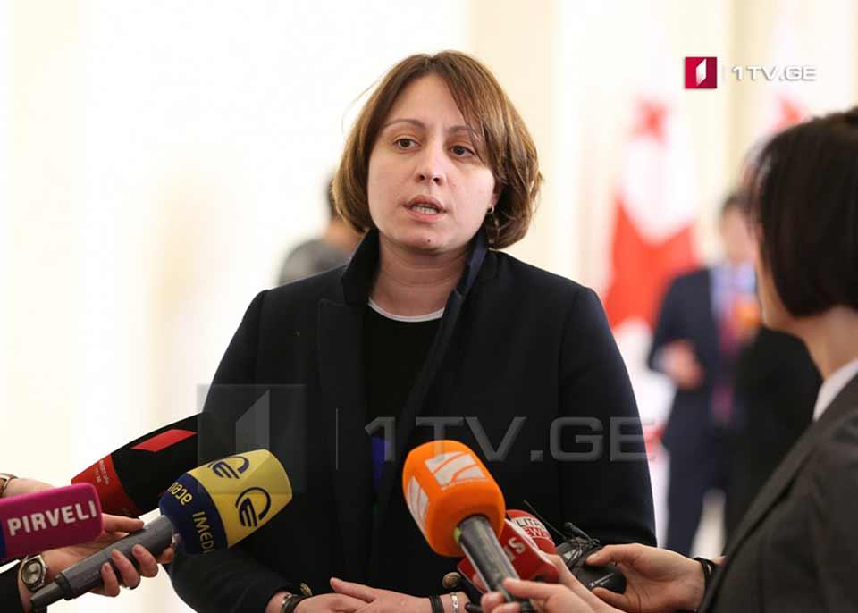 """ელენე ხოშტარია - მნიშვნელობა არ აქვს, რას გადაწყვეტს """"ქართული ოცნება"""", ნიკა მელია უკვე გამარჯვებულია"""