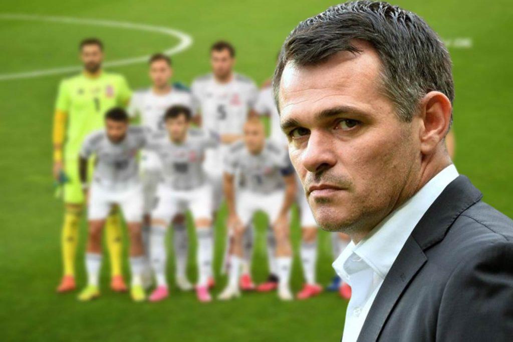 Վրաստանի ֆուտբոլի ազգային հավաքականի մարզիչը կլինի Վիլի Սանյոլը