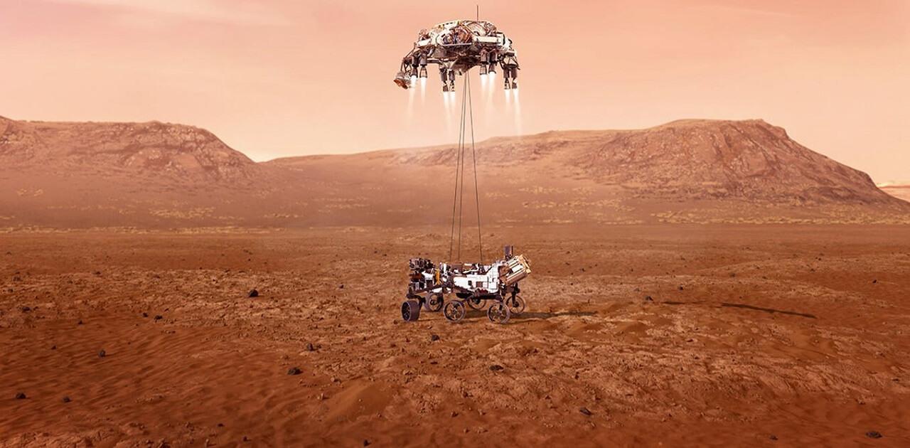 """""""ტერორის შვიდი წუთი"""" — როგორ დაჯდება NASA-ს """"პერსევერანსი"""" ორ დღეში მარსზე #1tvმეცნიერება"""
