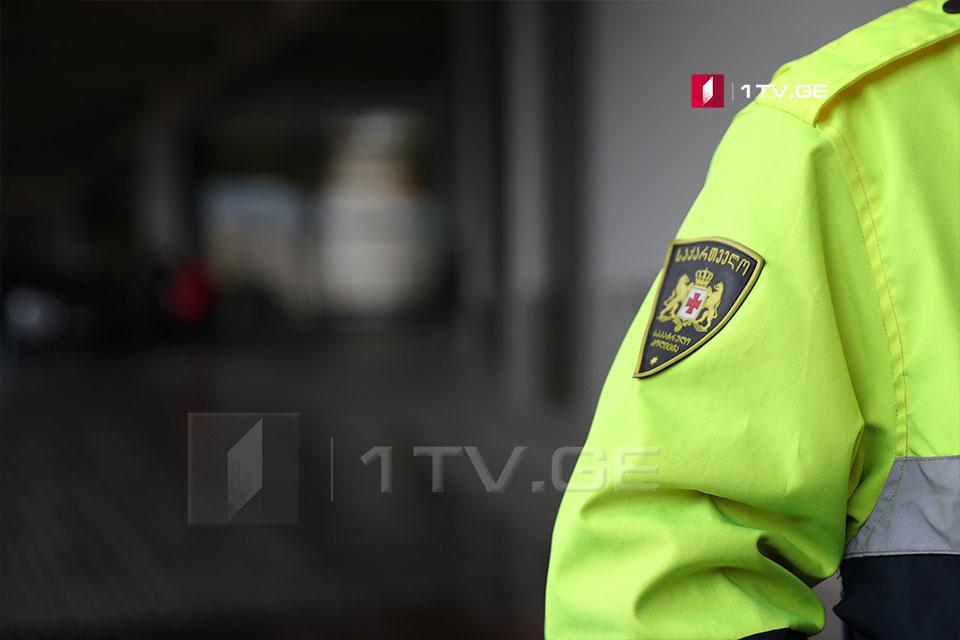 პოლიციამ ქუთაისში სწრაფი ჩარიცხვის აპარატის გაქურდვის მცდელობის ფაქტზე ერთი პირი დააკავა