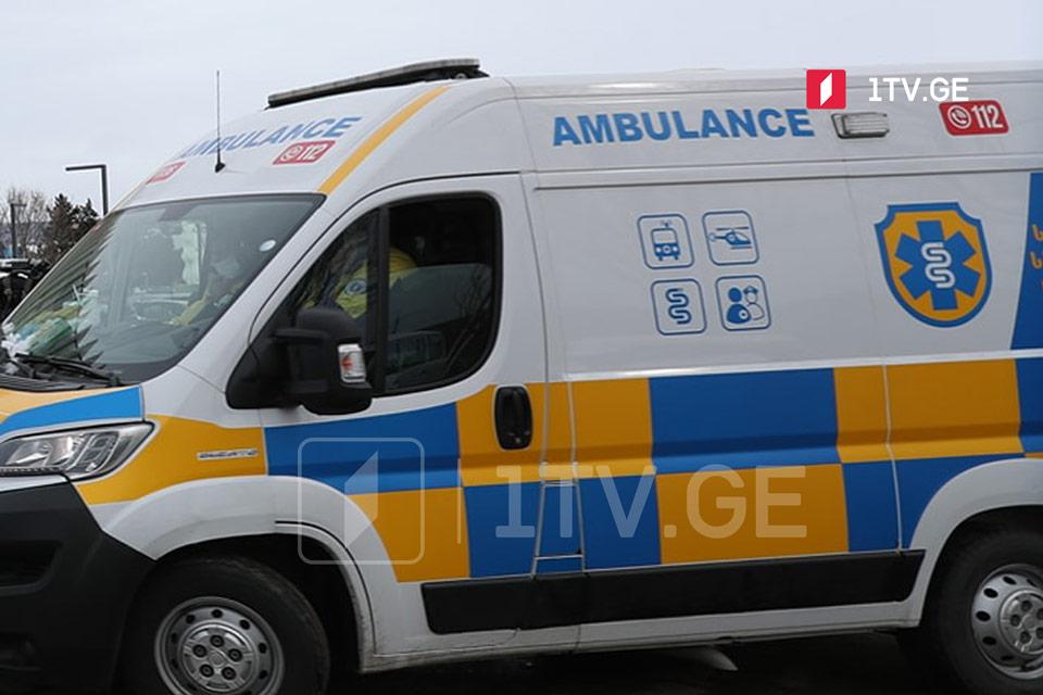 სამეგრელო-ზემო სვანეთის ოთხ კოვიდცენტრში247 ინფიცირებული მკურნალობს, მათგან 13 პაციენტის მდგომარეობა მძიმეა