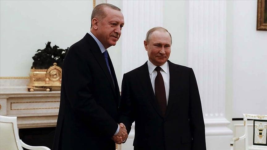 თურქეთის და რუსეთის პრეზიდენტებმა ყარაბაღის და სირიის კონფლიქტზე ისაუბრეს
