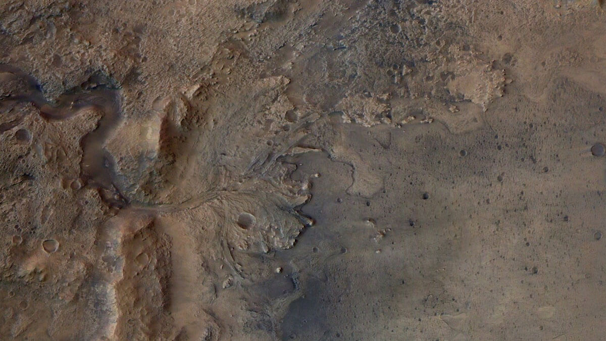 ეზეროს კრატერი — რატომ დასვა NASA-მ ახალი მავალი ამ ადგილას #1tvმეცნიერება