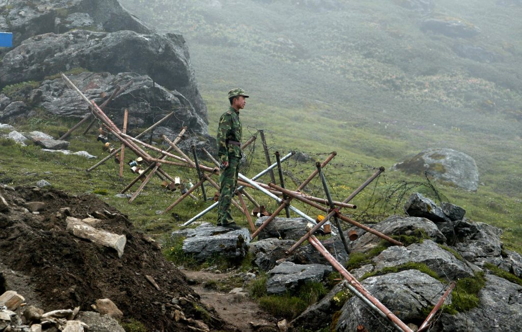 ჩინეთის სახელმწიფო მედიის ინფორმაციით, გასულ წელს ჰიმალაის მთებში ინდოეთის ჯარისკაცებთან შეტაკებისას ოთხი ჩინელი ჯარისკაცი დაიღუპა