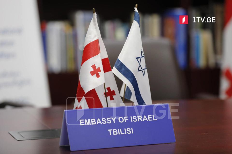 საქართველოში ისრაელის საელჩო - საელჩო წუხს, რომ ელჩის სატელევიზიო ინტერვიუდან ზოგიერთი წინადადება კონტექსტიდან ამოიღეს და გამოიყენეს პოლიტიკური მიზნებისთვის