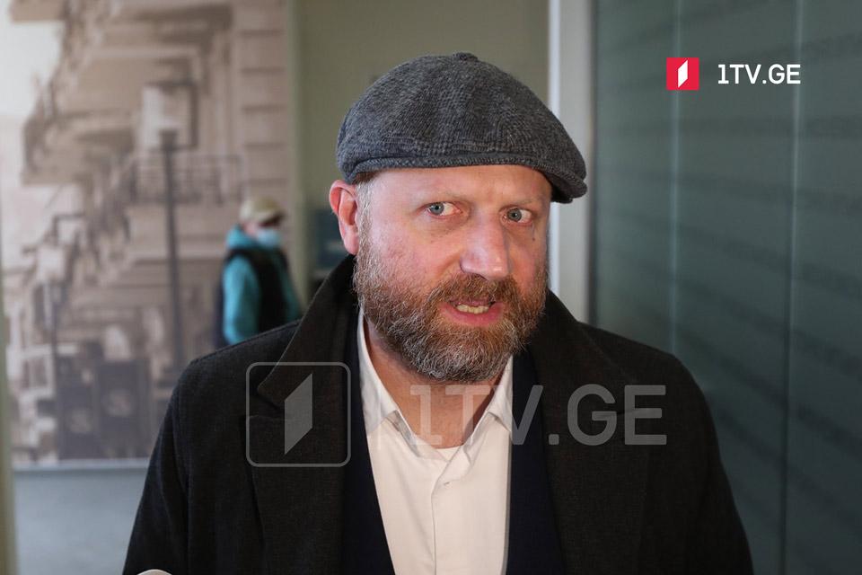 Зураб Джапаридзе - Единственной функцией Ираклия Гарибашвили может быть агрессия против оппонентов, у него нет других навыков и интеллекта