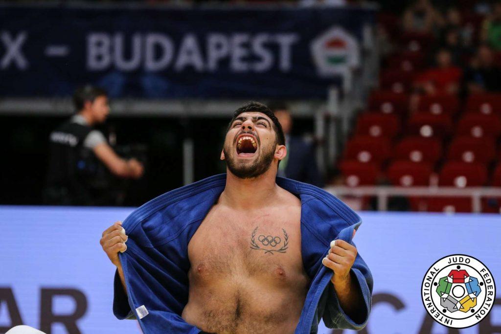 Заалишвили одержал чистую поеду над россиянином Башаевым и принес вторую золотую медаль Грузии на турнире в Тель-Авиве