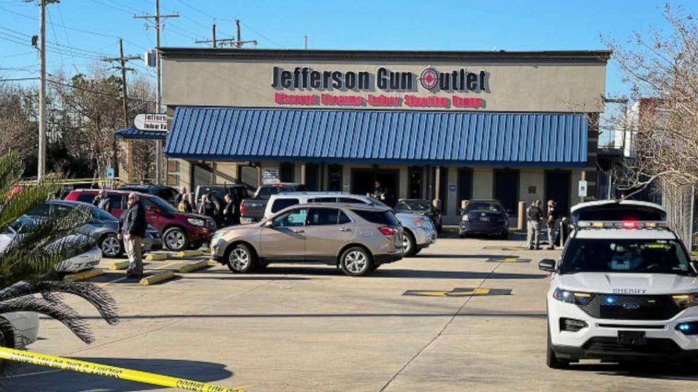 ლუიზიანას შტატში, ცეცხლსასროლი იარაღის მაღაზიაში სროლას სამი ადამიანი ემსხვერპლა