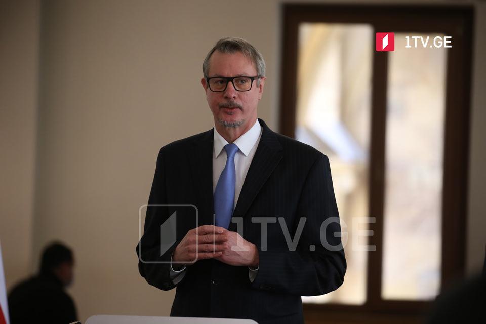 EU Ambassador Hartzell: Georgia paid a high price in 1989, everyone to honour this legacy