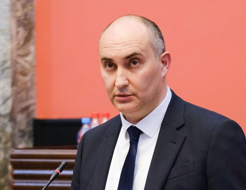 Джуаншера Бурчуладзе сегодня заслушают в парламенте