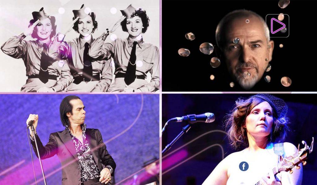 რადიო აკუსტიკა - ნიკ ქეივის სამი საყვარელი სიმღერა