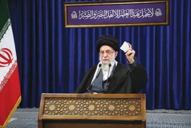 ირანის სულიერი ლიდერი საჭიროების შემთხვევაში ურანის 60 პროცენტით გამდიდრებას არ გამორიცხავს