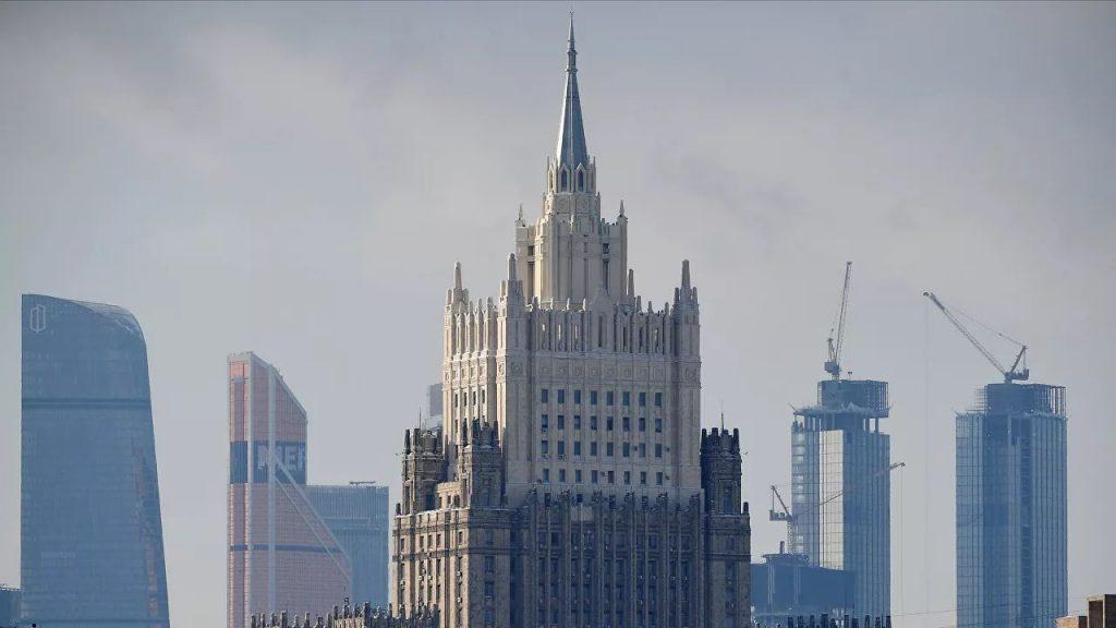 ევროკავშირის მიერ დაწესებულ სანქციებს რუსეთის საგარეო საქმეთა სამინისტრო არალეგიტიმურს უწოდებს