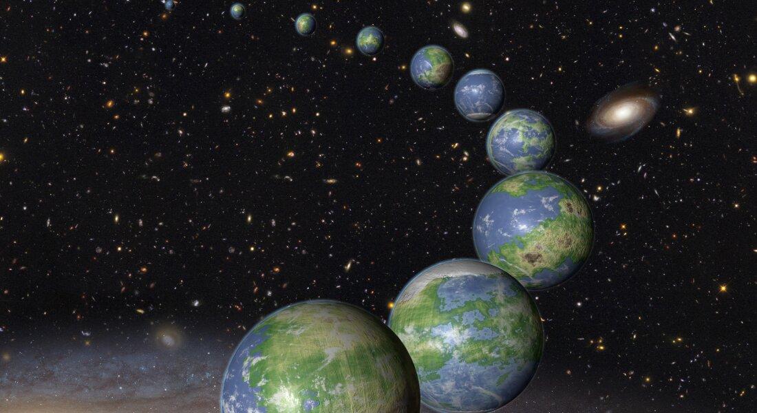 ირმის ნახტომი შეიძლება სავსე იყოს დედამიწის მსგავსად ოკეანეებითა და კონტინენტებით დაფარული პლანეტებით — ახალი კვლევა #1tvმეცნიერება