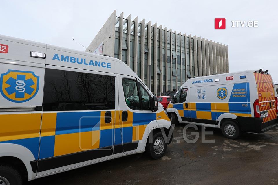 Минздрав - 17 граждан получили первую помощь у офиса «Национального движения»
