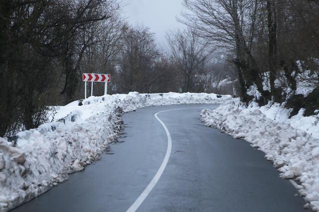 Թբիլիսիի շրջանցիկ ճանապարհին վերականգնվել է կցովի ավտոտրանսպորտի երթևեկությունը