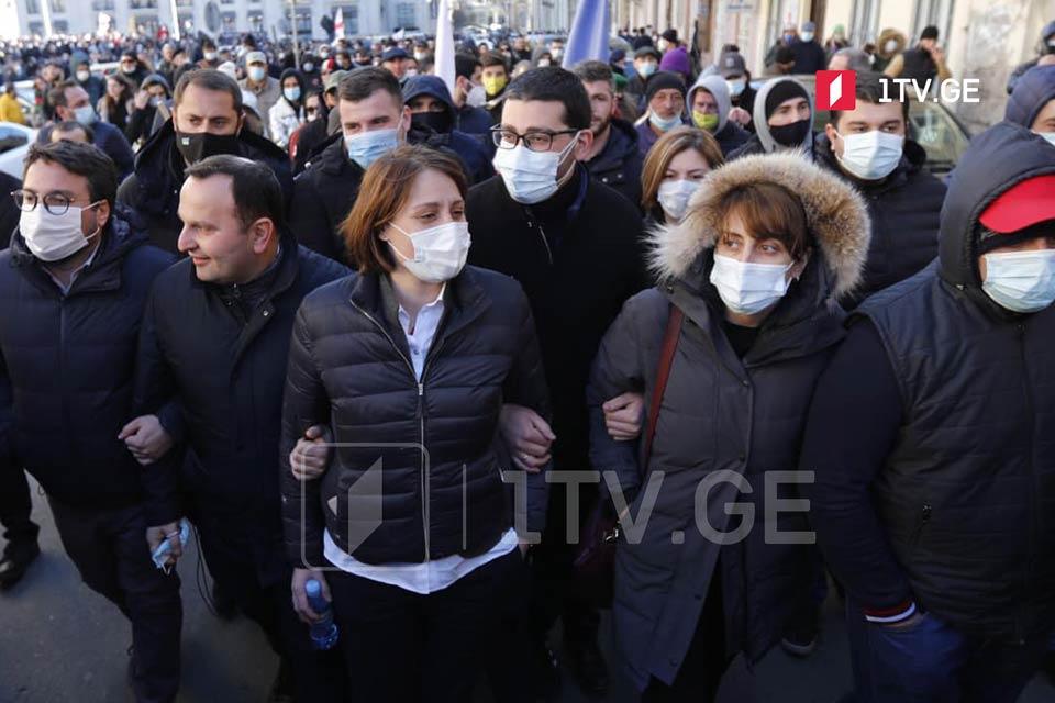 Оппозиция планирует пикетировать здания государственных ведомств со 2 марта