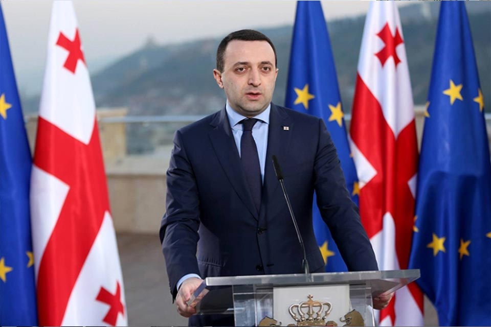 Georgian PM sees Georgia facing important challenges