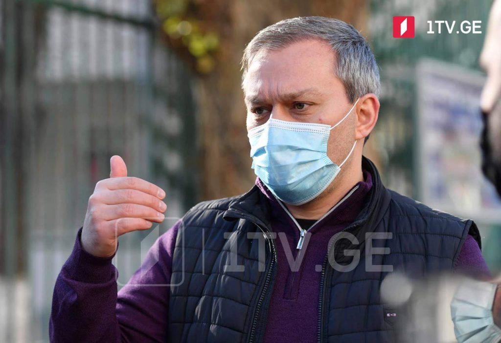 ირაკლი აბუსერიძე - ხვალ, არჩევნების ჩასატარებლად საჭირო ქვორუმი ვერ შედგება