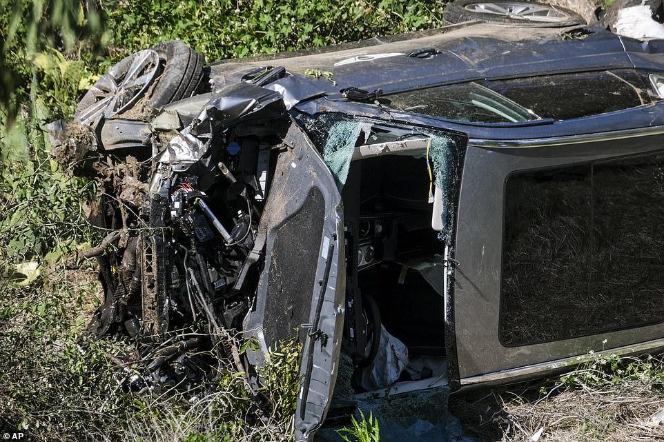 ამერიკული გოლფის ლეგენდა ტაიგერ ვუდსი მძიმე ავარიაში მოხვდა