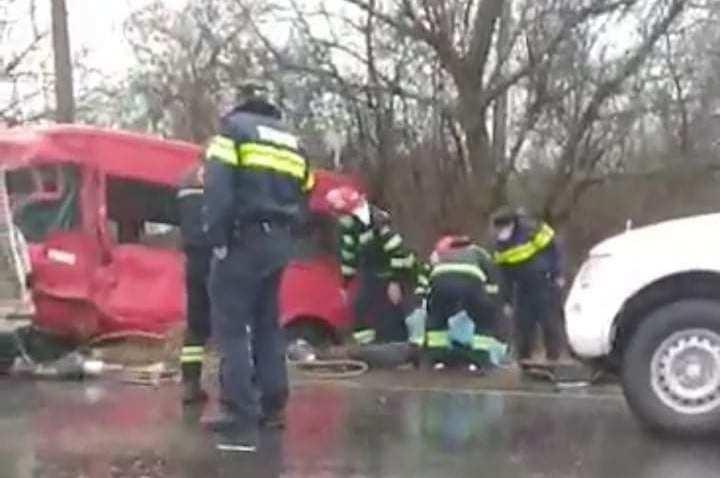 ქუთაისი-სამტრედიის გზაზე ავარიის შედეგად ერთი პირი დაიღუპა