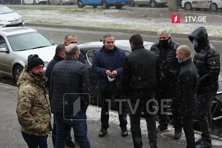 ირაკლი აბუსერიძე - გარეშე ძალებს არ მივცემთ საშუალებას, ჩაერიონ რაგბის საქმეებში და მისი ბედი გადაწყვიტონ