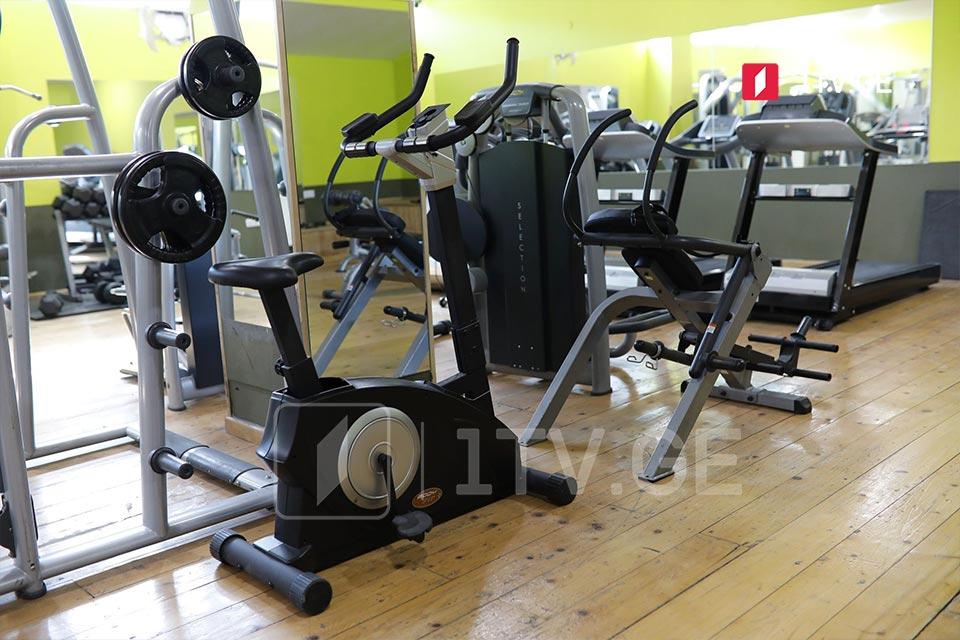 სპორტული დარბაზების მუშაობა 15 მარტიდან აღდგება