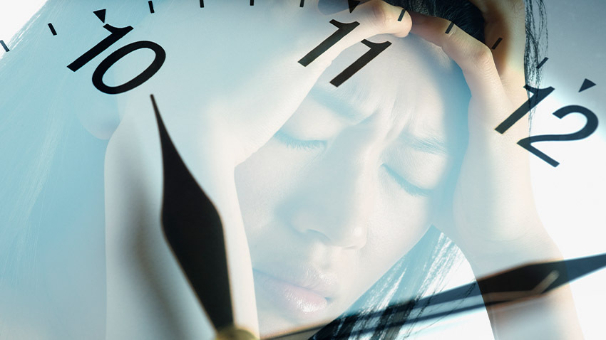 ღამით დაძინების არარეგულარულ დროს დრამატული გავლენა აქვს განწყობასა და დეპრესიაზე — ახალი კვლევა #1tvმეცნიერება