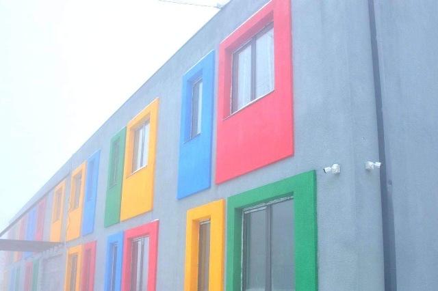 ჭიათურის ორ სოფელში ახალი სკოლები აშენდა