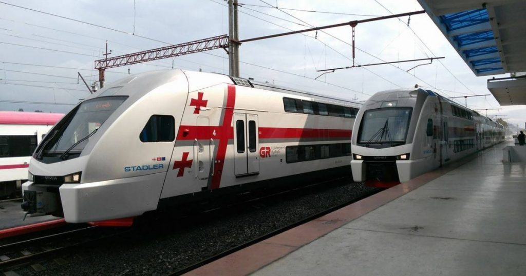 «Վրաստանի երկաթուղին» սեպտեմբերի 25-ին, 26-ին եւ 27-ին լրացուցիչ երթուղի է նշանակում Թբիլիսի-Բաթումի-Թբիլիսի ուղղությամբ