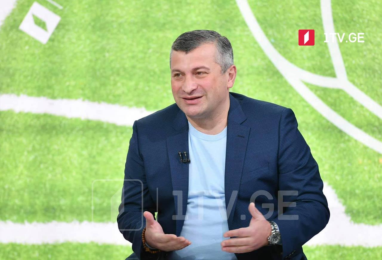 """""""საბურთალოს"""" პრეზიდენტი ტარიელ ხეჩიკაშვილი - მთავარია, სწორი დიაგნოზი დავსვათ, გავიგოთ, სად არის ქართული ფეხბურთი და როგორ ვუშველოთ"""