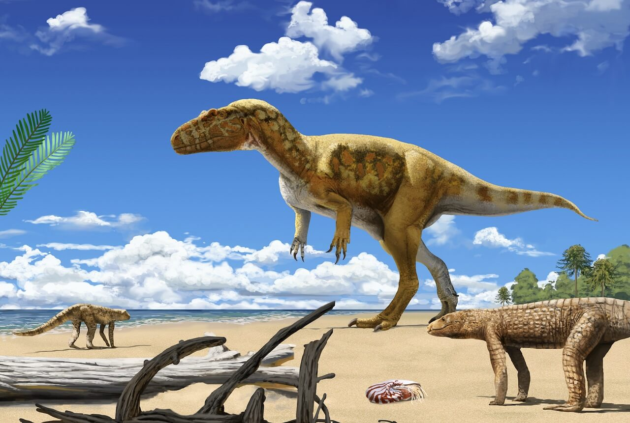რატომ იყვნენ დინოზავრები ან მხოლოდ ძალიან პატარები, ან მხოლოდ გიგანტურები — ახალი კვლევა #1tvმეცნიერება