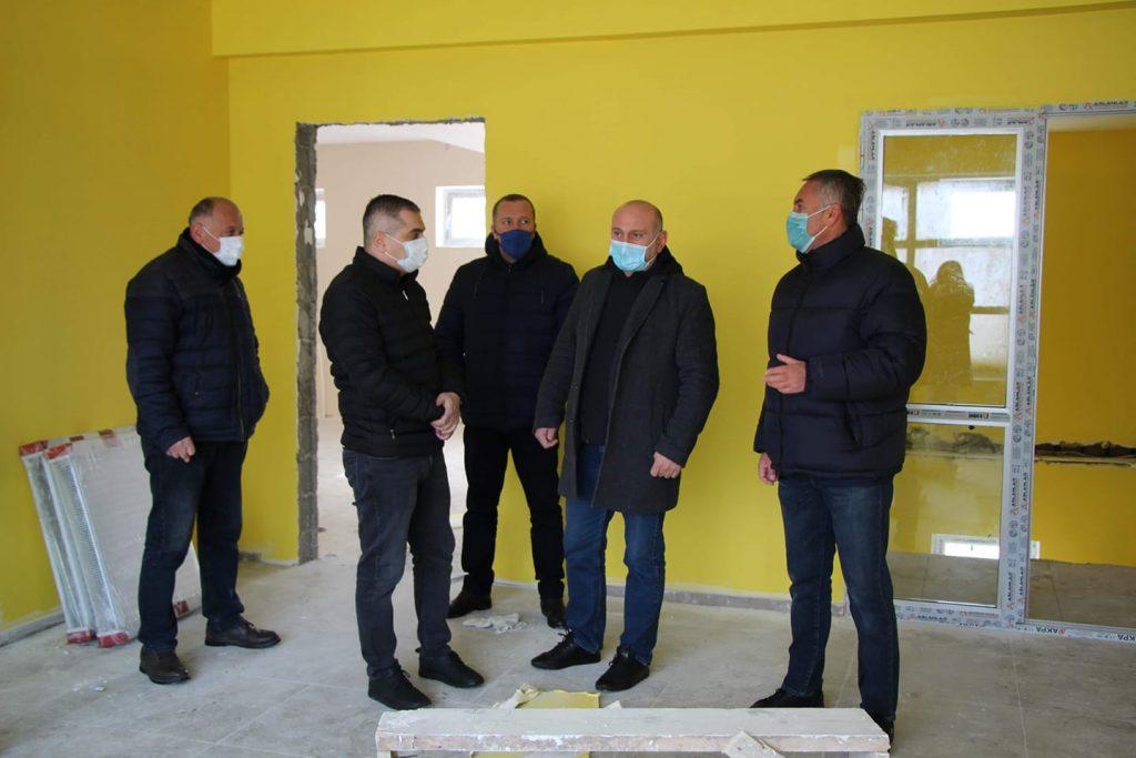 კასპის მუნიციპალიტეტში სამი საბავშვო ბაღის მშენებლობა მიმდინარეობს
