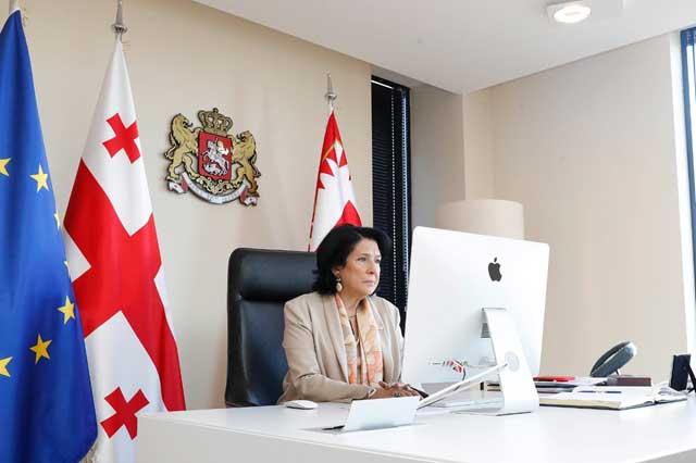 Саломе Зурабишвили - Инвестиции грузинской диаспоры в экономику Грузии являются проявлением патриотизма