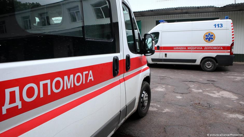 ჩერნოვცის საავადმყოფოში აფეთქების შედეგად, სულ მცირე ერთი ადამიანი დაიღუპა