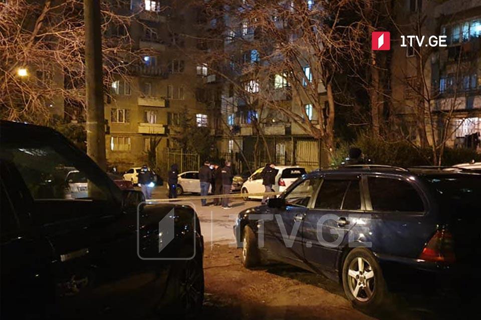 В одном из районов Тбилиси произошла стрельба