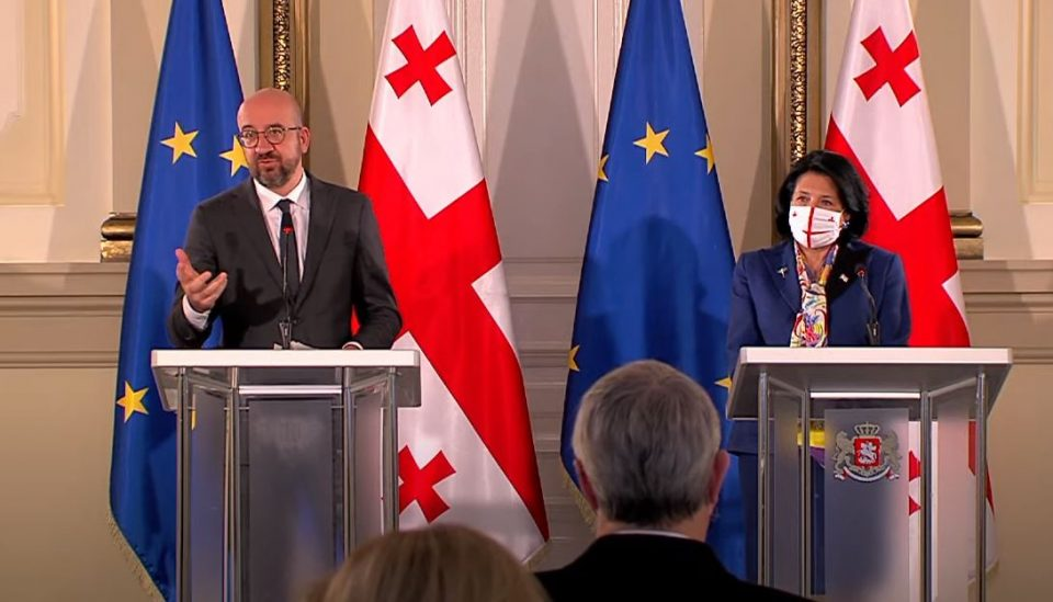 President of European Council: It is imperative to unite on core values