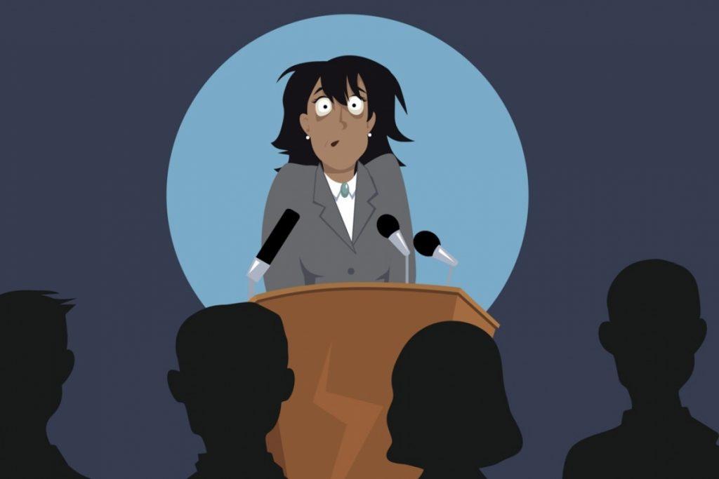 პიკის საათი - გლოსოფობია - საჯაროდ სიტყვით გამოსვლის შიში და პრობლემის დაძლევის გზები