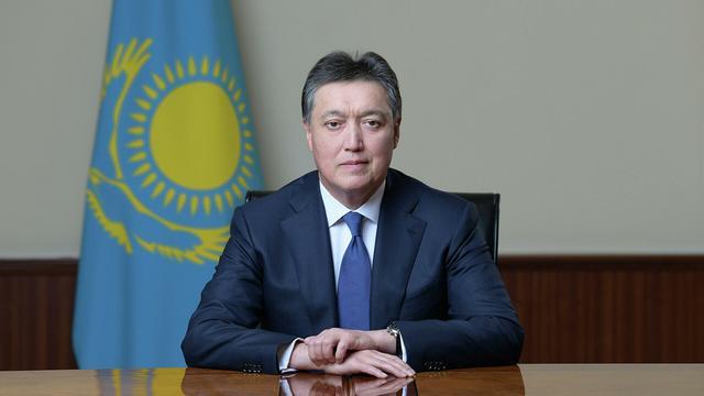Qazaxıstanın baş naziri İrakli Ğaribaşviliyə - bu önəmli vəzifəyə təyin olunmağınız yüksək siyasi nüfuzunuzu və peşəkarlığınızı təsdiqləyir
