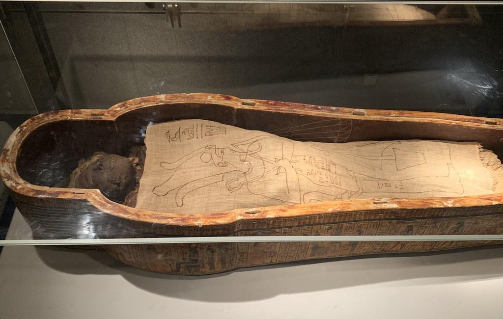"""პაპირუსის ტექსტში აღმოჩენილია ეგვიპტური მუმიფიცირების უძველესი, დეტალური """"რეცეპტი"""" — #1tvმეცნიერება"""