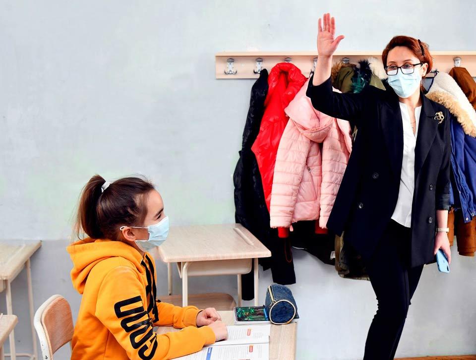 ეკატერინე დგებუაძე - ჩვენი მიზანია სკოლებში არსებული უსაფრთხო საგანმანათლებლო გარემოს შენარჩუნება