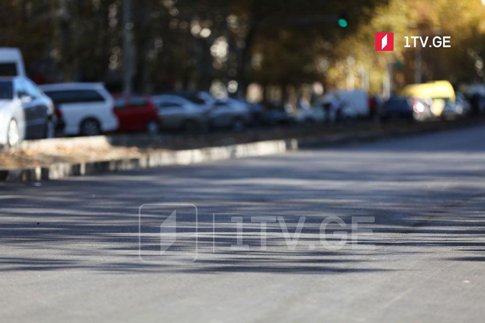 მუხიანის აგარაკებზე, გურიის აღმართზე ხვალიდან ტრანსპორტის მოძრაობა დროებით შეიზღუდება