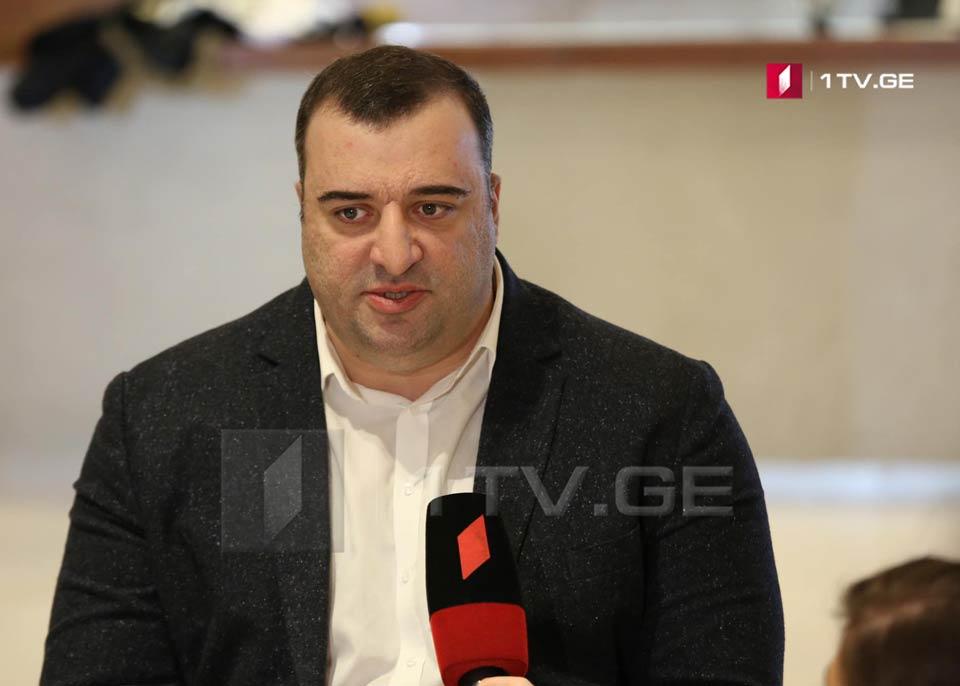 """Rati Yonatamişvili - """"Gürcü Arzusu"""" danışıqlar formatına sadiqdir, müxalifətin heç bir mərhələdə qarşısına məqsəd qoyamdığı ki, danışıqlar mədəni yol ilə baş versin, düşünürəm, gündən günə aydın olur"""
