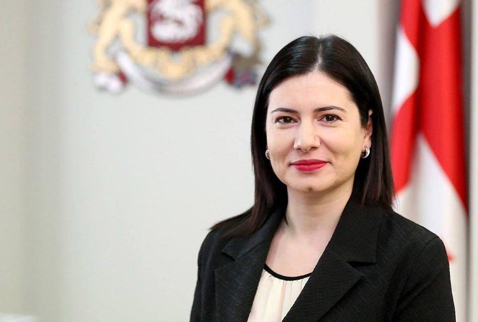 Нино Гиоргобиани - Интерпретация заявления премьер-министра, якобы вакцинация станет обязательной в Грузии, абсолютно необоснованна и неверна