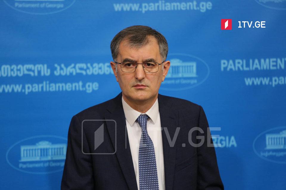 Sozar Subari - şəxsən mənim istəyim olar ki, Kaxa Kaladze mer olsun, o, komandanın yüksək reytinqli liderlərindən biridir